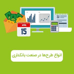 شاخص سایت 01 انواع طرحها در صنعت بانکداری